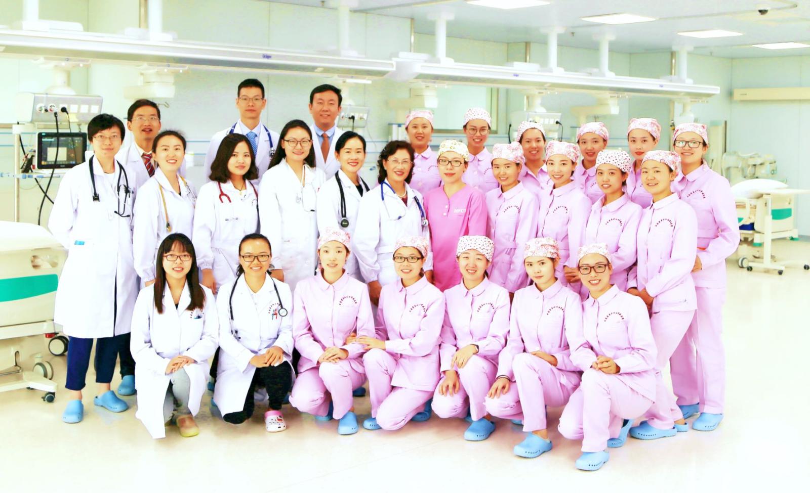 内科重症病区(ICU)